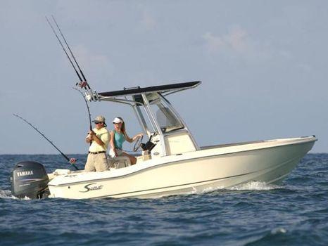 2006 Scout 205 Sportfish Manufacturer Provided Image