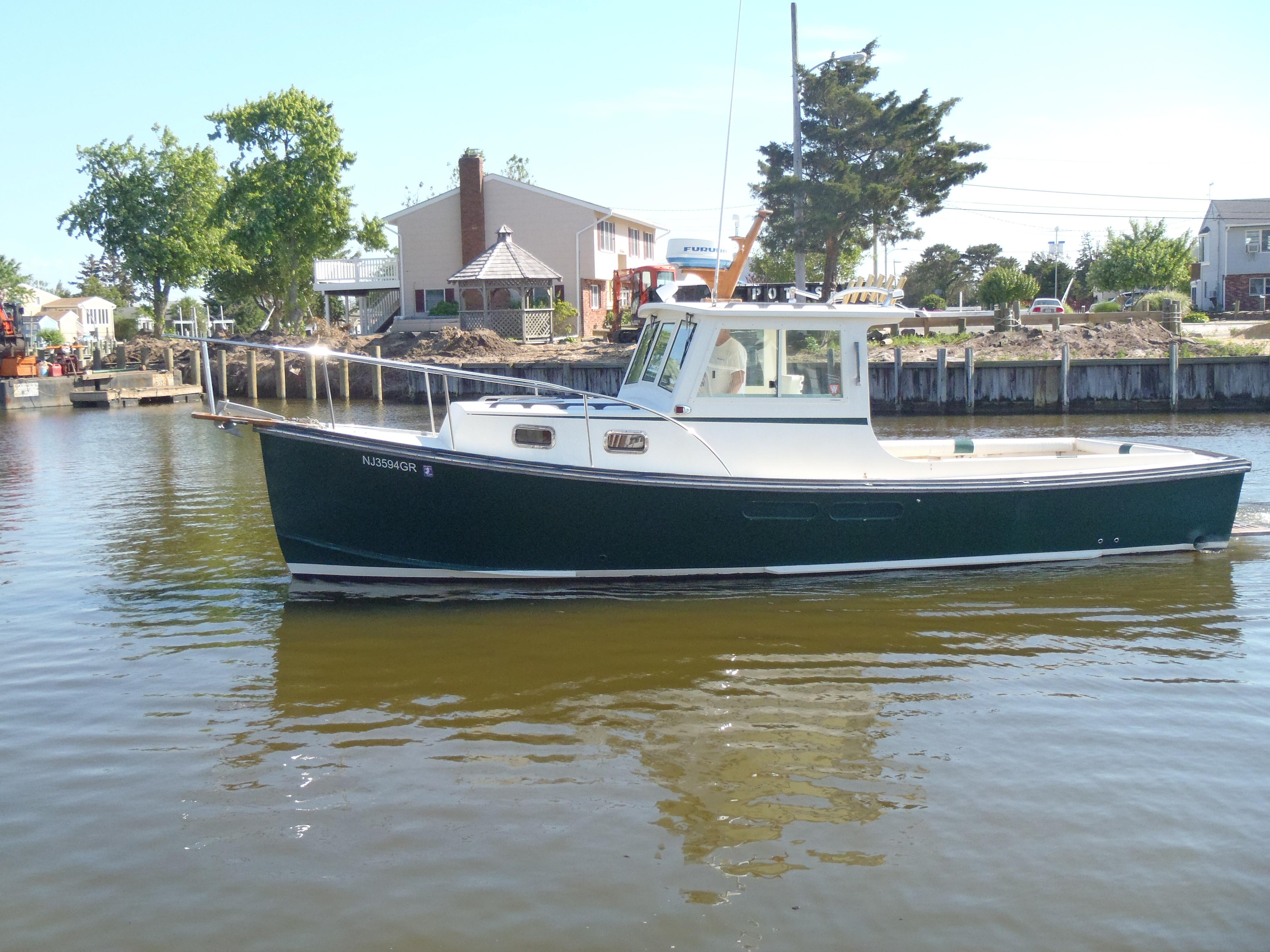 2003 Northern Bay Wes Mac 28