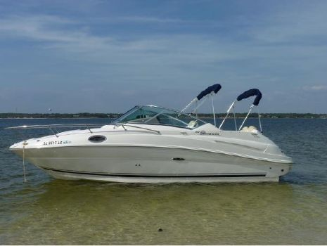 2008 SEA RAY 240 DA Sundancer