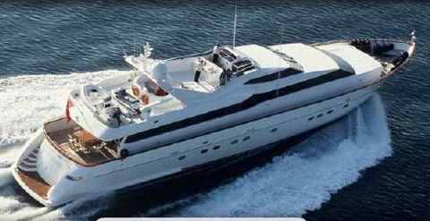 2002 Falcon Motor Yacht
