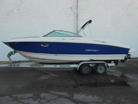 2004 Monterey 248 Ls