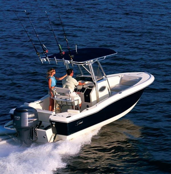 2006 Scout 222 Sportfish Manufacturer Provided Image