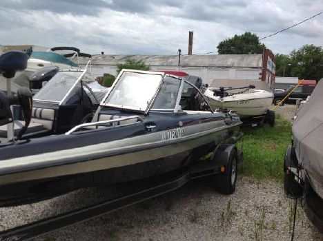 1995 Astro Boats 18' FISH & SKI