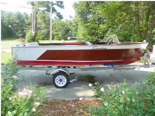 1958 Chris Craft Cavalier