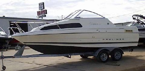 1997 Bayliner 2252 Ciera Express Cruiser