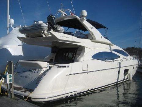 2007 Azimut 68 Plus