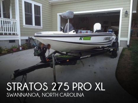 2005 Stratos 275 Pro XL