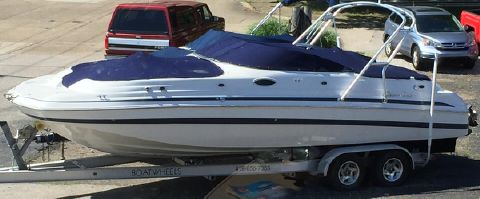 2000 Chris-Craft 262 Sport Deck