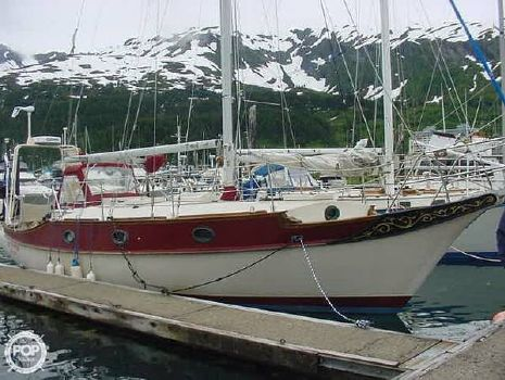 1980 Canadian Sailcraft 37 1980 CSY 37 for sale in Whittier, AK