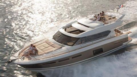 2016 Prestige Yachts 620 S