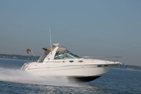 2001 Sea Ray 290 Sundancer
