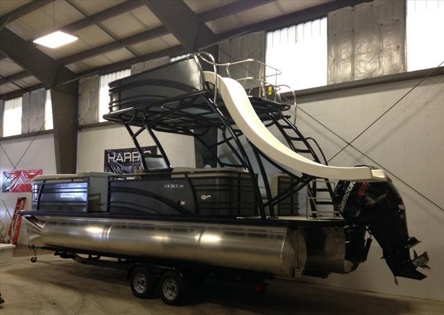 2016 Harris Flotebote RD 260