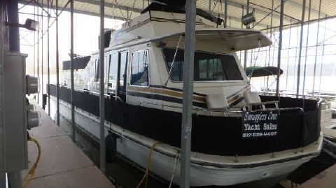 1987 Harbor Master 470