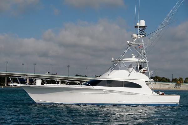 2013 Spencer Custom Carolina Custom Sportfish