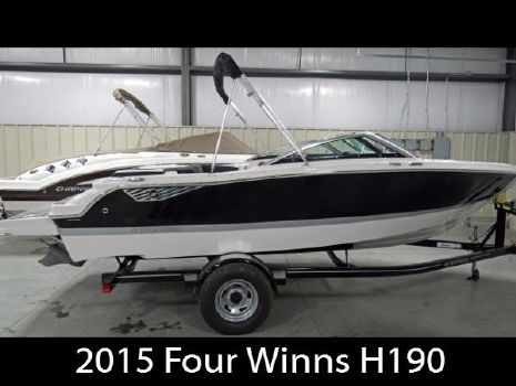 2015 Four Winns H190