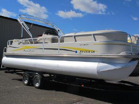 2008 Fisher Freedom 240 DLX