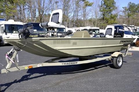2013 TRACKER Grizzly 1648 SC