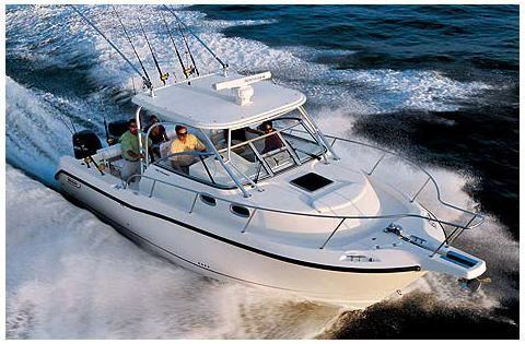 2006 Boston Whaler 305 Conquest Manufacturer Provided Image