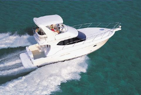 2004 Silverton 34 Convertible Manufacturer Provided Image