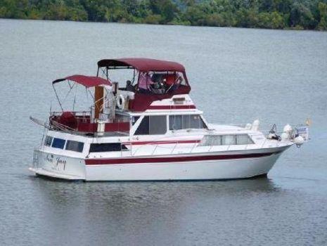 1983 Marinette w/DIESELS Double Cabin Motor Yacht Main
