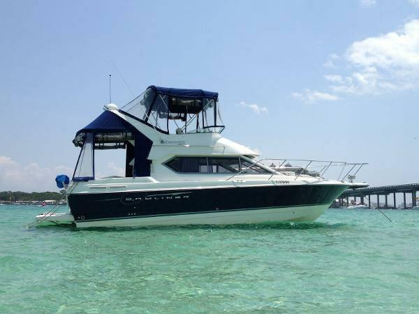 2008 Bayliner Discovery 288