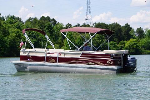 2012 G3 Boats SunCatcher LV 228 Cruise