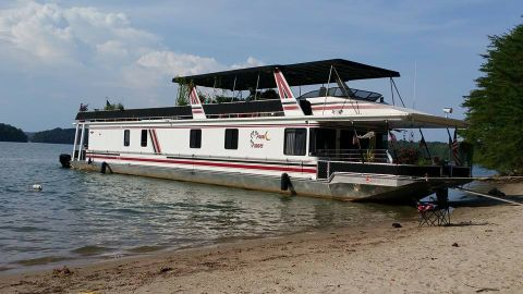 1998 Stardust Cruisers 16/86 Houseboat