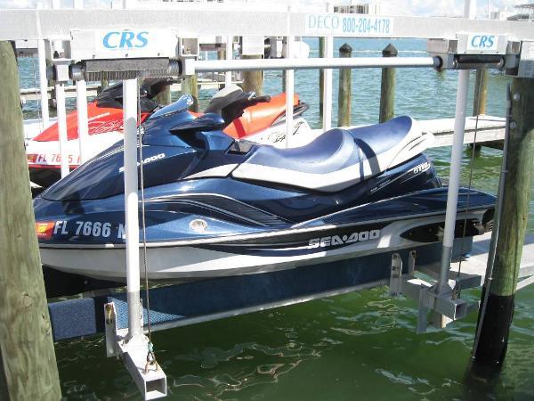 2009 Sea-Doo GTI SE 155 Blue