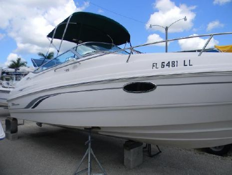 2001 Chaparral 245 SSi