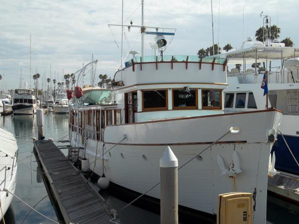 1946 J.M. Martinac Shipyard Classic Fantail