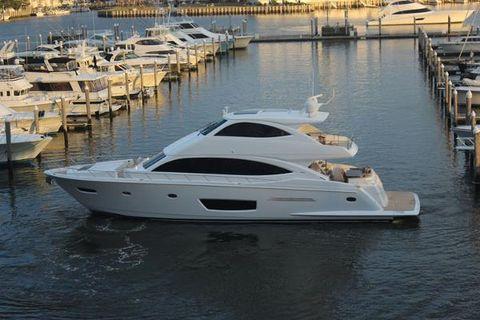 2017 Viking 75 Motor Yacht