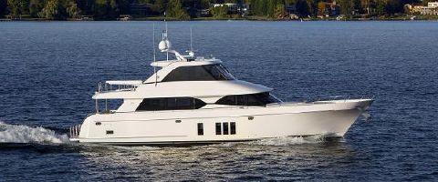 2014 Ocean Alexander 78 Motor Yacht