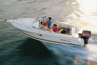 2004 Wellcraft V21 Fisherman Cuddy Manufacturer Provided Image