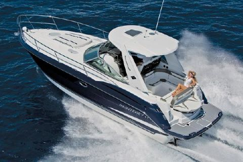 2018 Monterey 355 Sport Yacht Manufacturer Provided Image
