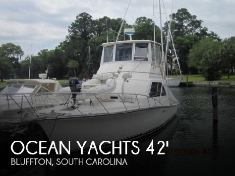 1983 Ocean Yachts 42 Super Sport 1983 Ocean Yachts 42 Super Sport for sale in Bluffton, SC