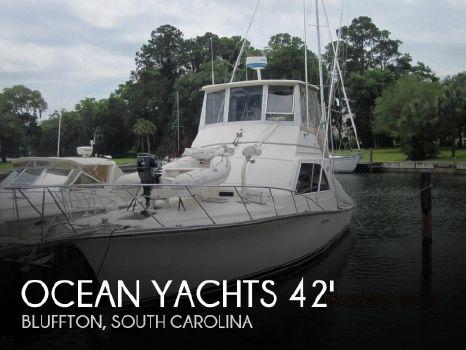 1983 Ocean Yachts 42 Super Sport