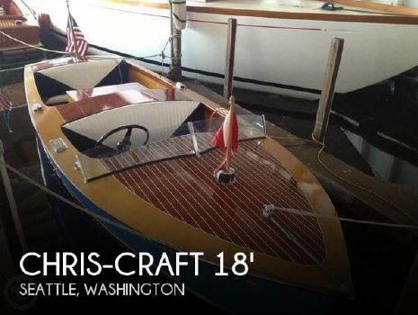 1947 Chris-Craft 16' Classic