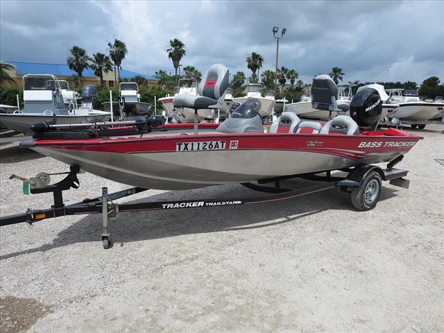 2008 Bass Tracker Pro Series Pro Team 175TXW
