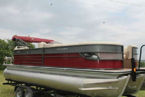 2017 Crest Pontoon Boats Crest III 230 SLC
