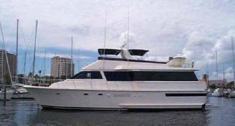 1989 Viking 63 Motor Yacht