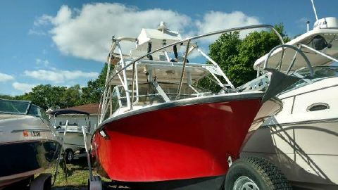 1976 SEA CRAFT 230 Sceptre