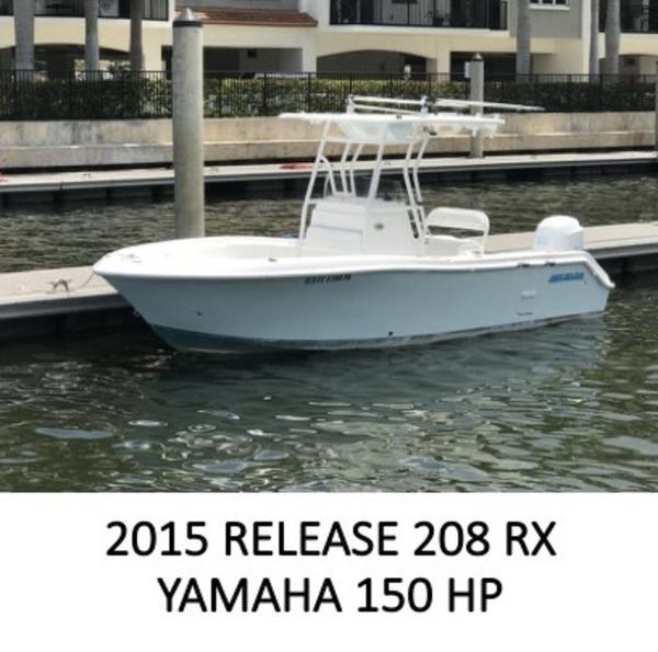 Check out this 2015 RELEASE 208 RX on Boattrader com