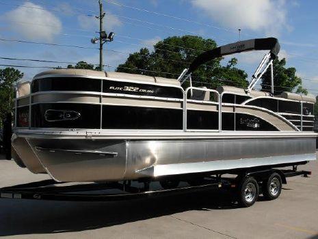 2012 G3 Sun Catcher Elite 322 Cruise