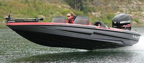 2014 Bass Cat Cougar Advantage