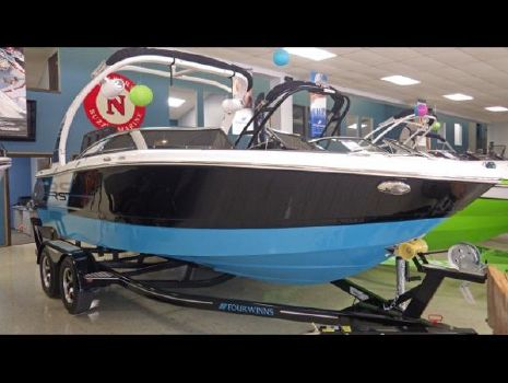 2015 Four Winns H210RS with Wakeboard Tower