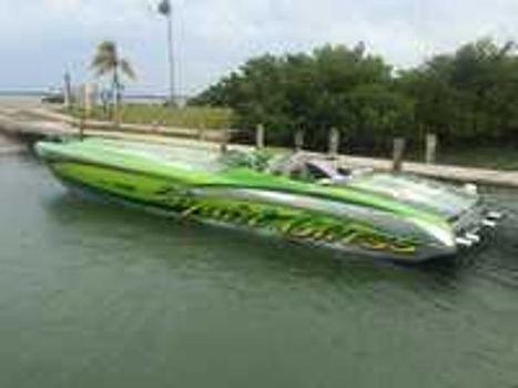 2013 Catamaran Speed Boat