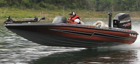 2014 Bass Cat Boats Pantera Iv