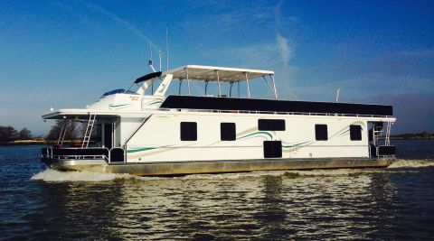 2007 Sumerset Houseboats Custom Widebody