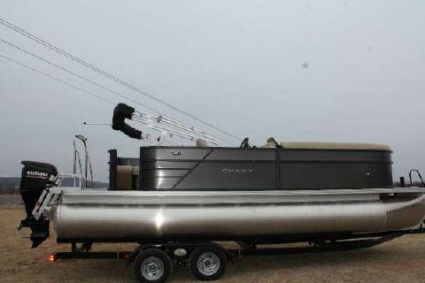 2017 Crest Pontoon Boats CREST I 220 SLRD