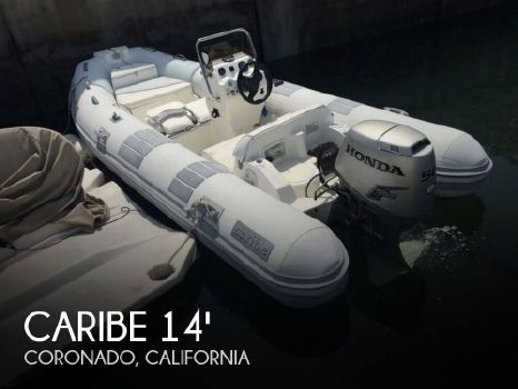 2000 Caribe CL 14 Rigid Inflatable 2000 Caribe CL 14 Rigid Inflatable for sale in Coronado, CA